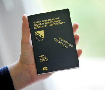 Građani BiH od 21. ožujka ove godine neće moći izvaditi putovnice