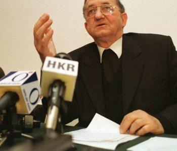 UMRO DON ANTO BAKOVIĆ Otišao je svećenik najpoznatiji po svojem aktivizmu za demografsku obnovu Hrvata
