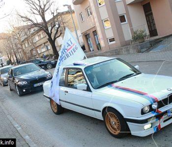 Humanitarna akcija okupila vozače BMW-ova u Širokom Brijegu
