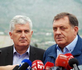 Dodik i Čović – savez za razbijanje BiH?