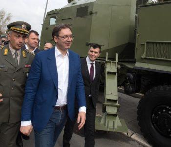 Blic: Zašto se Srbija naoružava kao da sutra počinje rat?