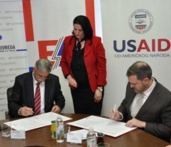 EP HZHB i USAID potpisali Memorandum o razumijevanju