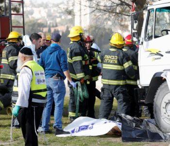 Teroristički napad u Jeruzalemu: Kamionom gazio ljude po šetnici i ubio najmanje 3 osobe