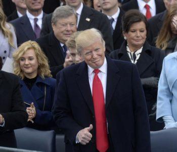 Trump: Ovo je dan kad je narod opet preuzeo vlast u Americi