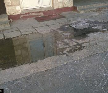 Fekalije ponovno plivaju središtem Mostara