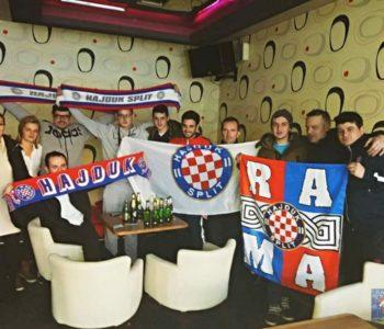 Torcida Rama organizirala upis novih članova
