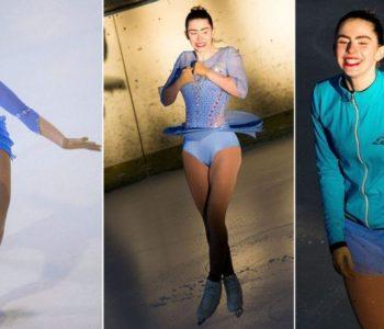 Kći Kolinde Grabar-Kitarović pobijedila na državnom prvenstvu u klizanju