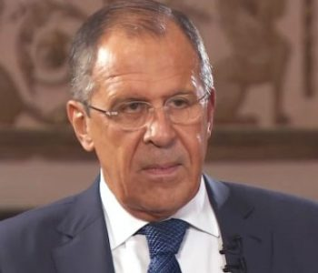 Lavrov: Ne smije se dopustiti oružni sukob na Balkanu