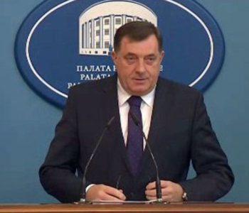 Milorad Dodik – Cormackova je neprijatelj Srba i proglasit ćemo je personom non grata!