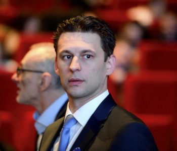 Božo Petrov izabran za predsjednika Mosta, veliko iznenađenje na izborima za Glavni odbor