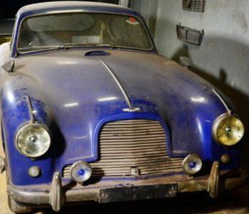 Auto mu trunuo u smeću 40 godina, a onda je otkrio da u njemu leži novac dovoljan da ne radi do kraja života