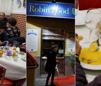 Restoran u kojem se preko dana skupljaju bogataši, a po noći je magnet za beskućnike