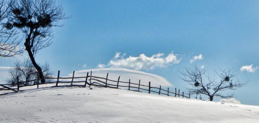 Prognoza vremena: Dolaze naznake zime – kiša, susnježica i slab snijeg