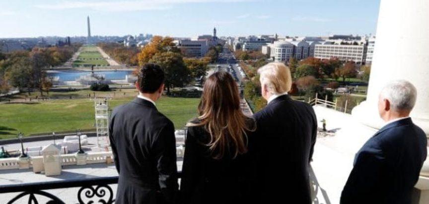 Iznimne mjere sigurnosti na Trumpovoj inauguraciji