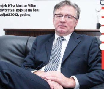 Vilim Primorac tužio HT Mostar i dobio skoro 600.000 maraka!