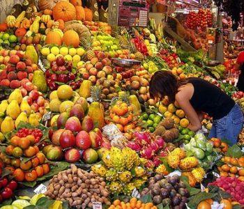 Sve osim jabuka je uvozno voće na tržnicama