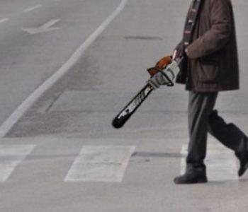 Samo u BiH: Slijepim osobama donirali motorne pile!
