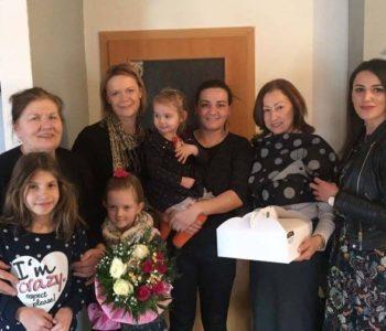 Obitelj Mioč koja je darovala organe prerano preminule kćeri dobila curicu koja nosi ime po sestri – Božani