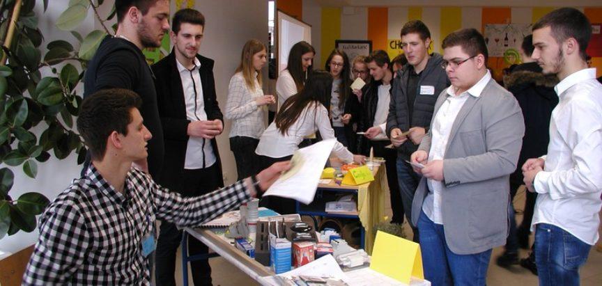 'Sajam poduzeća za vježbu' za učenike srednjih škola HNŽ i ZHŽ