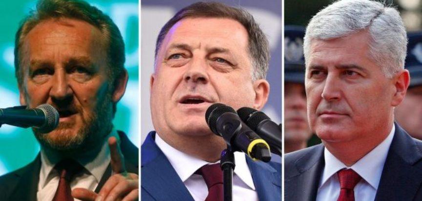 SVIMA PO TRI: Dogovorili se, ali nisu još potpisali! Čović se nada da će telefoni raditi…A gdje je obećanje da nema vlasti bez izmjena Izbornog zakona?