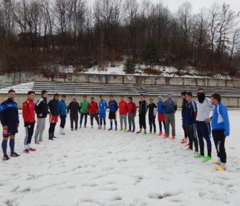 """Nogometaši HNK """"Rama"""" započeli pripreme za nastavak sezone"""