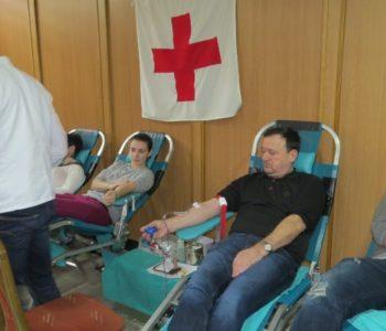 Rekordan odaziv darovatelja krvi – prikupljeno stotinu doza