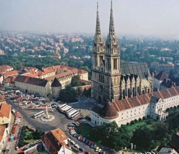 Zagreb iz zraka: Zanimljive stare fotografije