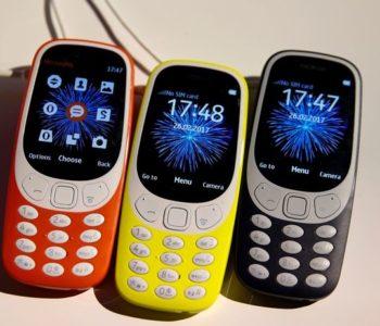 FOTO: LEGENDARNI MOBITEL SE VRATIO! U Barceloni predstavljena nova Nokia 3310, pogledajte kako izgleda