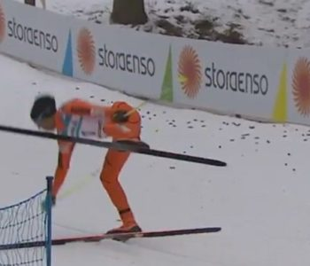 Skijaš trkač iz Venezuele priča dana na Svjetskom prvenstvu