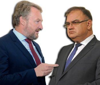 BiH: Ivanić i Izetbegović razmjenjuju optužbe, zahtjev podnesen