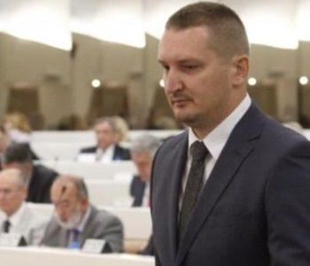 Pokrenuta inicijativa za smjenu ministra pravde Josipa Grubeše u Parlamentu BiH