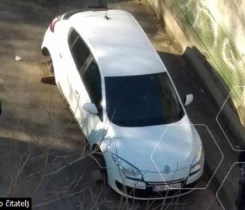 """U Mostaru nastavljeno """"izuvanje"""" automobila"""