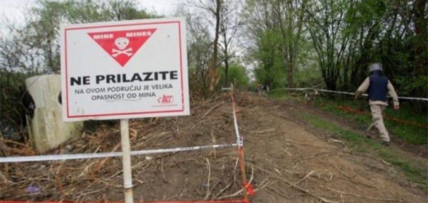 Općine Travnik i Gornji Vakuf-Uskoplje s najvećim brojem mina u BiH