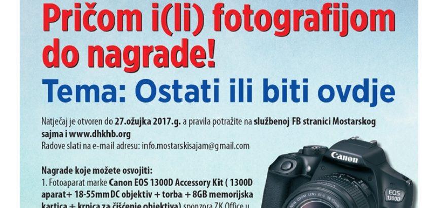 Nagradni natječaj – Pričom i(li) fotografijom do nagrade!
