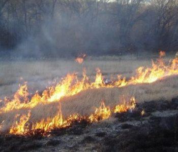 Upozorenje pred proljetne radove: Opasnost od paljenja vatre na otvorenom prostoru
