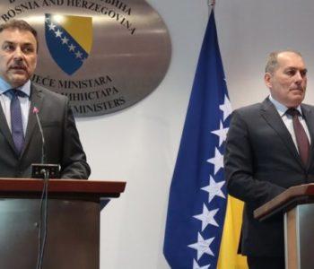 Orepić i Mektić: Novi temelji suradnje RH i BiH