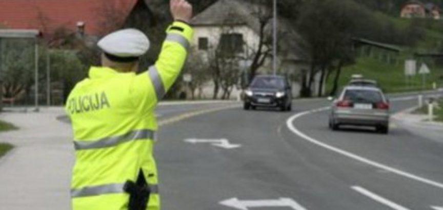 Kazna za brzu vožnju 1000 KM i uzimanje vozačke, pijani vozači idu u pritvor na triježnjenje