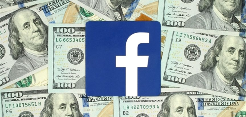 FACEBOOK JE TVORNICA NOVCA Čista zarada prošle godine – 10 milijardi