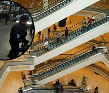 Zatvorili su trgovački centar: 'Napad terorista je neizbježan!