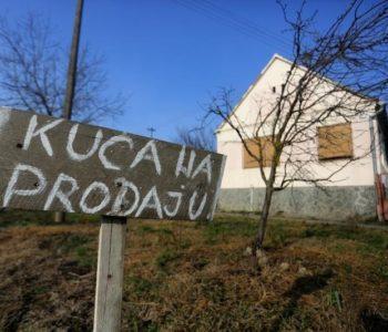 Slavonija prazna! Zašto nas čudi što je BiH sve praznija?