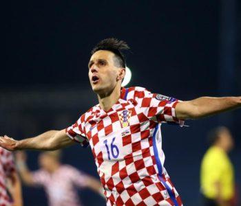 FOTO: Vatreni golom Nikole Kalinića pobjedili Ukrajinu