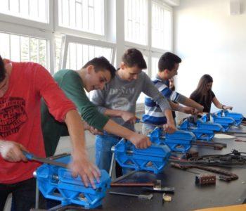 Predstavljamo: Strojarske struke u Srednjoj školi Prozor