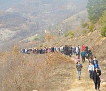 FOTO: Treća korizmena nedjelja na uzdolskoj Kalvariji