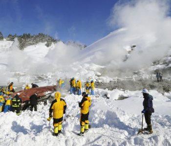 Velika tragedija: Lavina odnijela šestero srednjoškolaca koji su bili na alpinističkom izletu