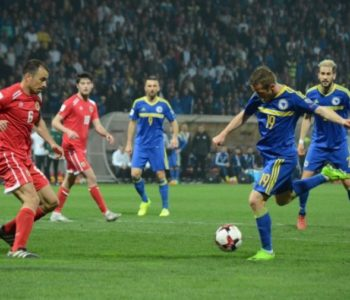 BiH razbila  nogometne patuljke sa Gibraltara
