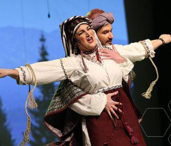 'Diva Grabovčeva' izvedena u Lisinskom