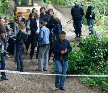Građevinski radovi ispod Sljemena otkrili masovnu grobnicu?