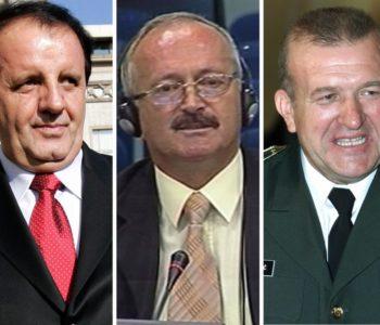 Ovo su generali odgovorni za razaranje hrvatskih gradova: oni su zapovjedali avionima koji su raketirali Banske dvore, s brodova tukli po Splitu, granatirali Zadar i Šibenik…