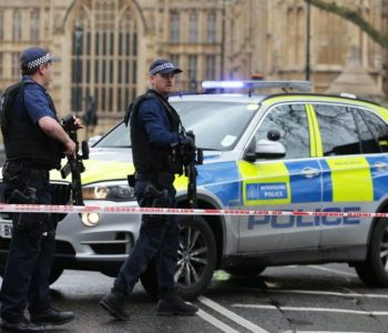 Teroristički napad u Londonu: četiri osobe ubijene, a 40 ozlijeđeno