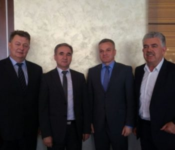 Državni tajnik Milas s predsjednicima županijskih vlada